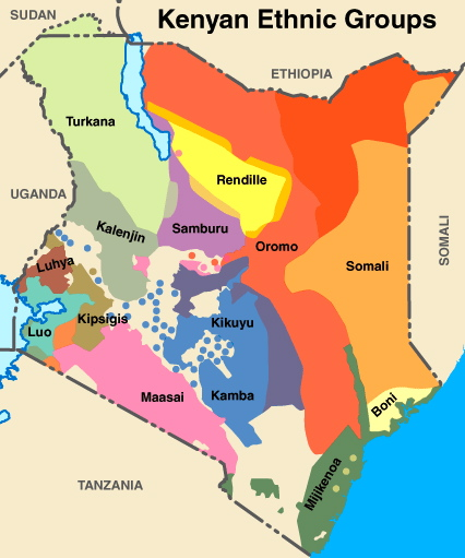 kenyan-tribes-map